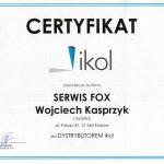 certyfikat ikol